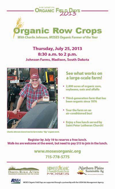 Johnson Farms Field Day